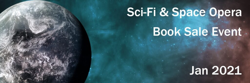 Science fiction and space opera –January 2021 promo