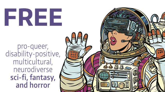 Diverse SFFH: pro-queer, disability-positive, multicultural, and neurodiverse stories